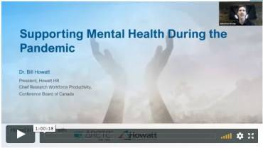 Supporting Mental Health During the Pandemic